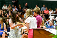 Academic Recognition and National Honor Society Inductions
