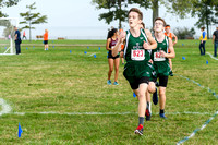 Boys Cross Country 2017