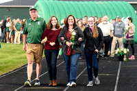 Fall Senior Night 2017